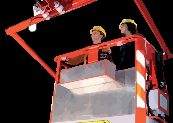 Alquiler plataformas elevatorias